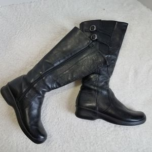 Keen Tall Leather Boots